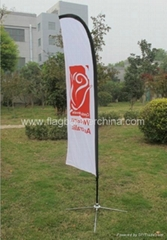 Quill flag banners   Quill banner flag