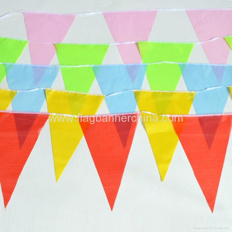 Partt string flags