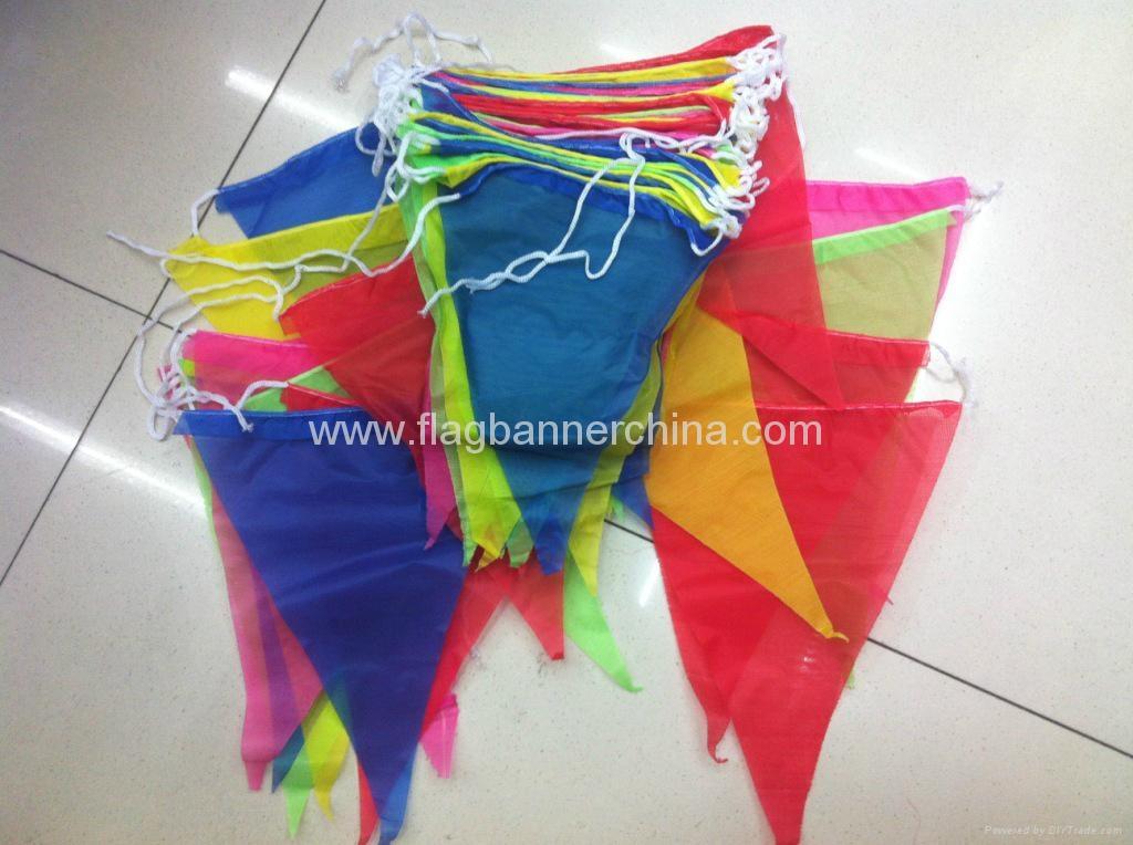 Custom Flag Pennant