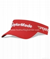 Custom event visor    Custom sun visor
