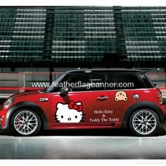 Custom car sticker   veh