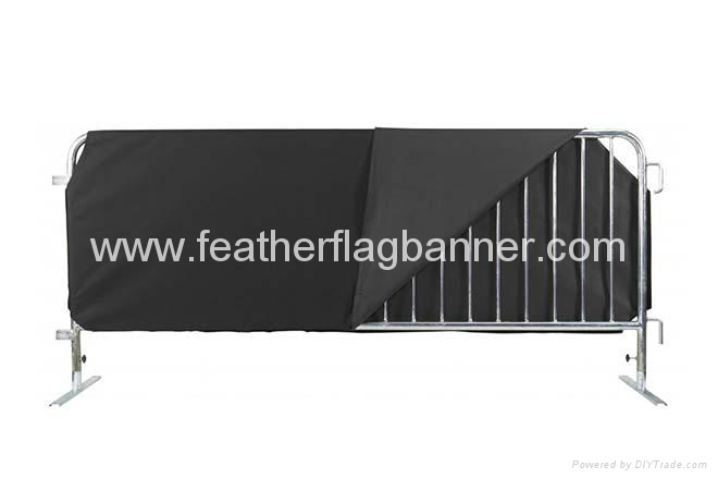 Event barrier covers