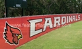 Polyester Mesh Banners     Poly fence mesh banner