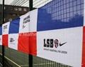 Outdoor mesh banner    outdoor fence