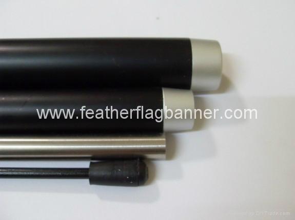 Custom design feather banner 5
