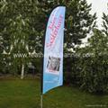 Custom flutter banner