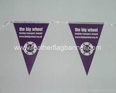 bunting string flag