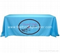Branded table cover    Branded table cloth