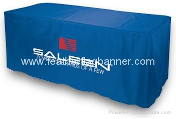 Custom table cloth    Event table cloth 3