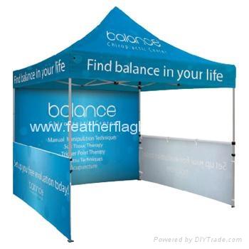 Custom printed tents  Event tents 2
