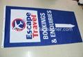 Brand banner     Custom printed brand banner