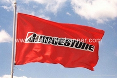 Message flag banners    printed message flag
