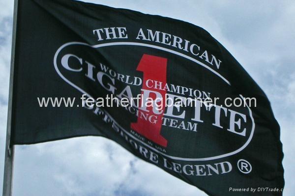 Corporate flags     custom company flags 1