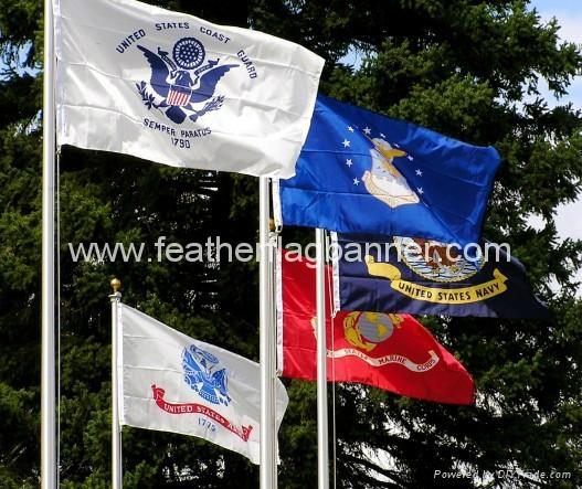 Corporate flags     custom company flags 4