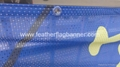 Mesh Fencing Banners    Fence mesh banner