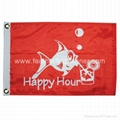 Polyester banners    custom printed ploy banner