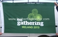 Polyester Fabric Banner     outdoor poly banner