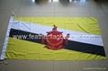 Dye sublimation banner     printed event banner