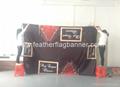 Custom giant banner