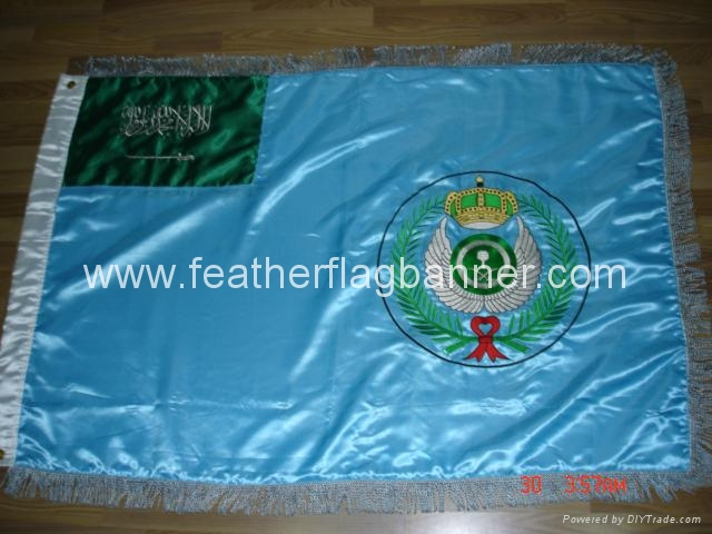 custom fabric flags