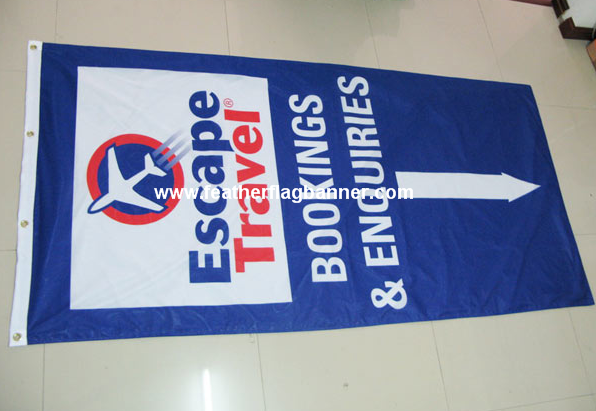 Full color fabric banner    printed event fabric banner   Poly banner 5