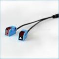 嘉准微型光电开关FPJ系列对射