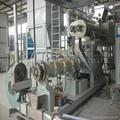 Extruder textured soybean processing machine/line 4
