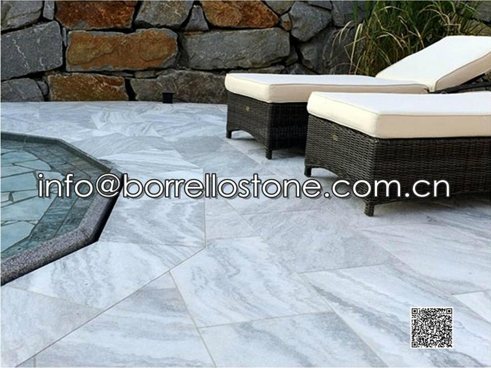 Marble Pool Coping Paver