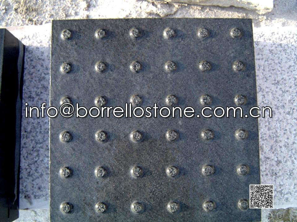 Blind Stone - Black Granite