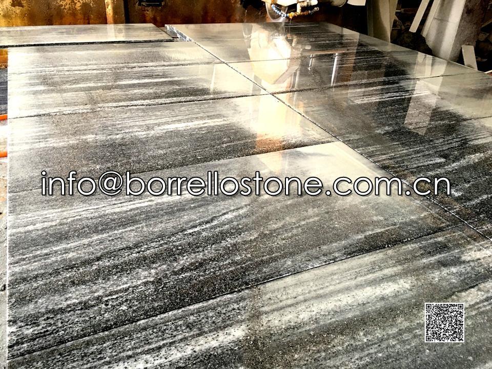 Nero Santiago Granite Producing