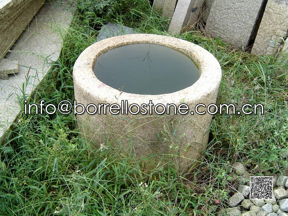 Stone Water Fountain 11
