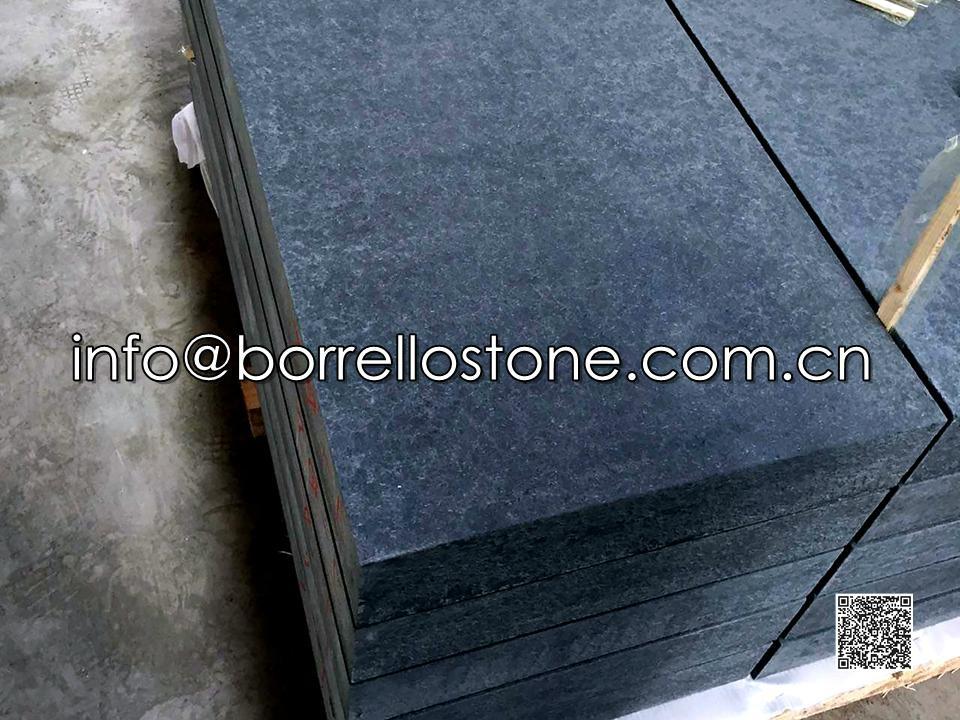 Black Granite Cap Stone