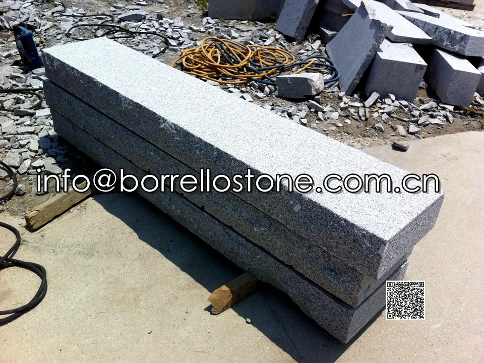 G341 Granite Block Steps