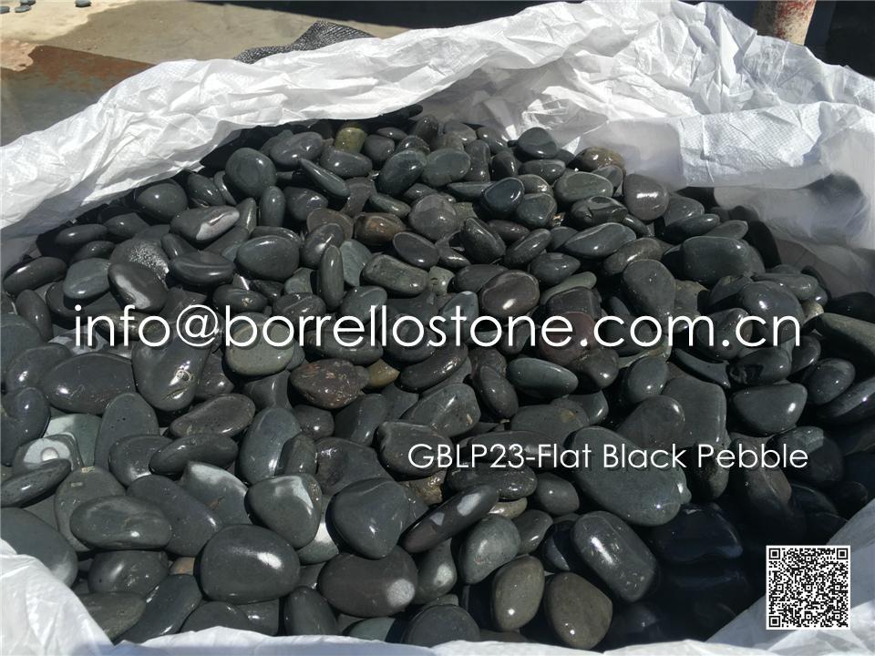 GBLP23-Flat Black Pebble