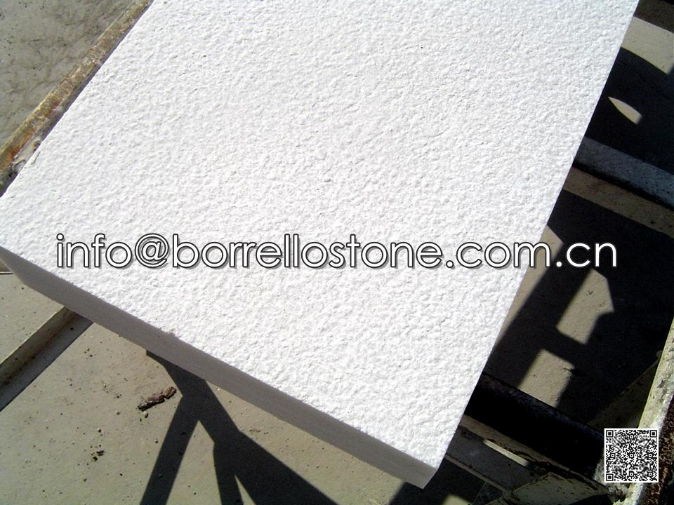 White Marble Exterior Wall Cladding Tiles