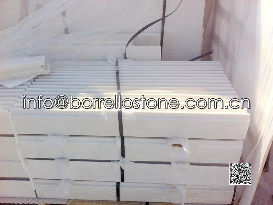 Marble Skirting & Baseboard Packaging
