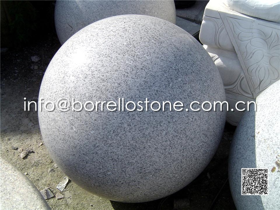 Grey Granite Ball