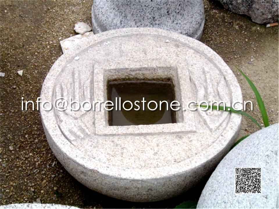 Stone Water Fountain 8