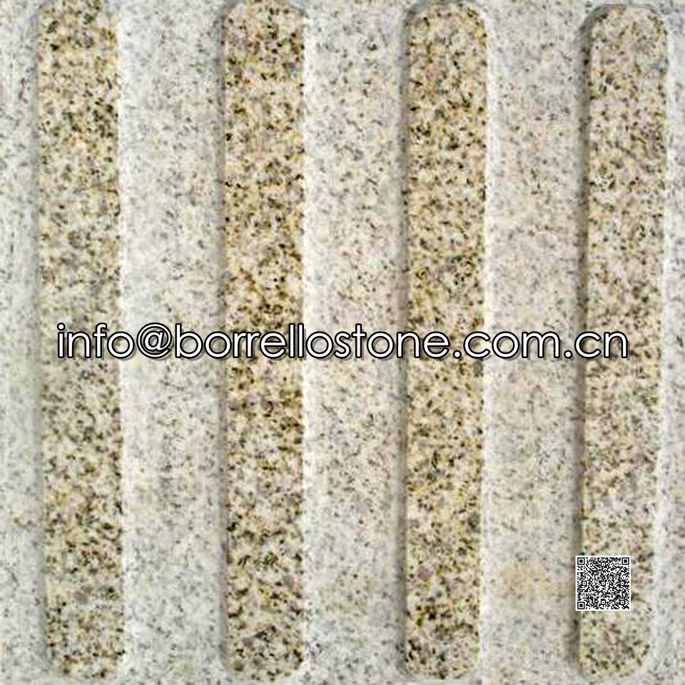 Blind Stone - Yellow Granite
