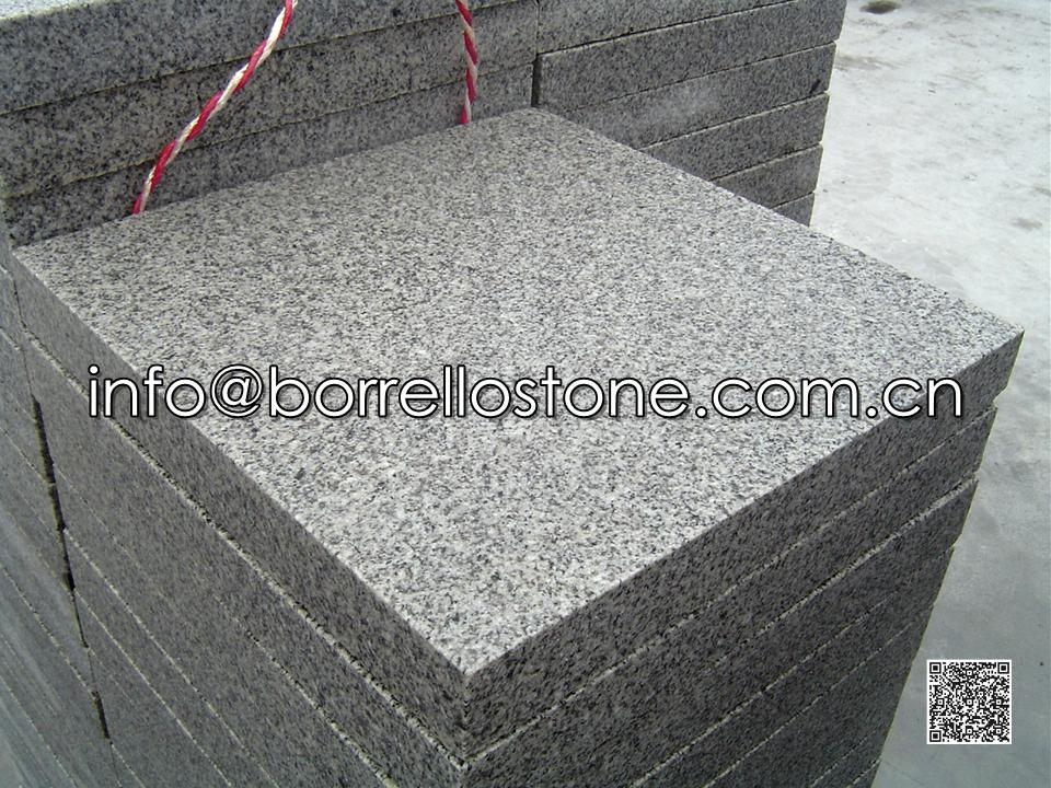G354 Paver - Bush hammered