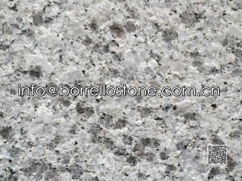 Light Grey Granite G355 - Flamed
