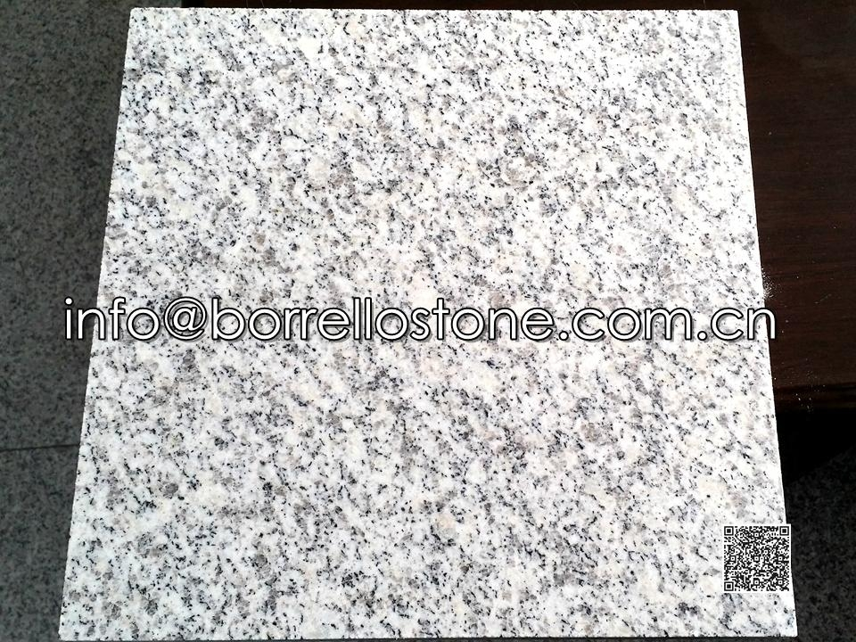White Granite G365 Sheet Tile