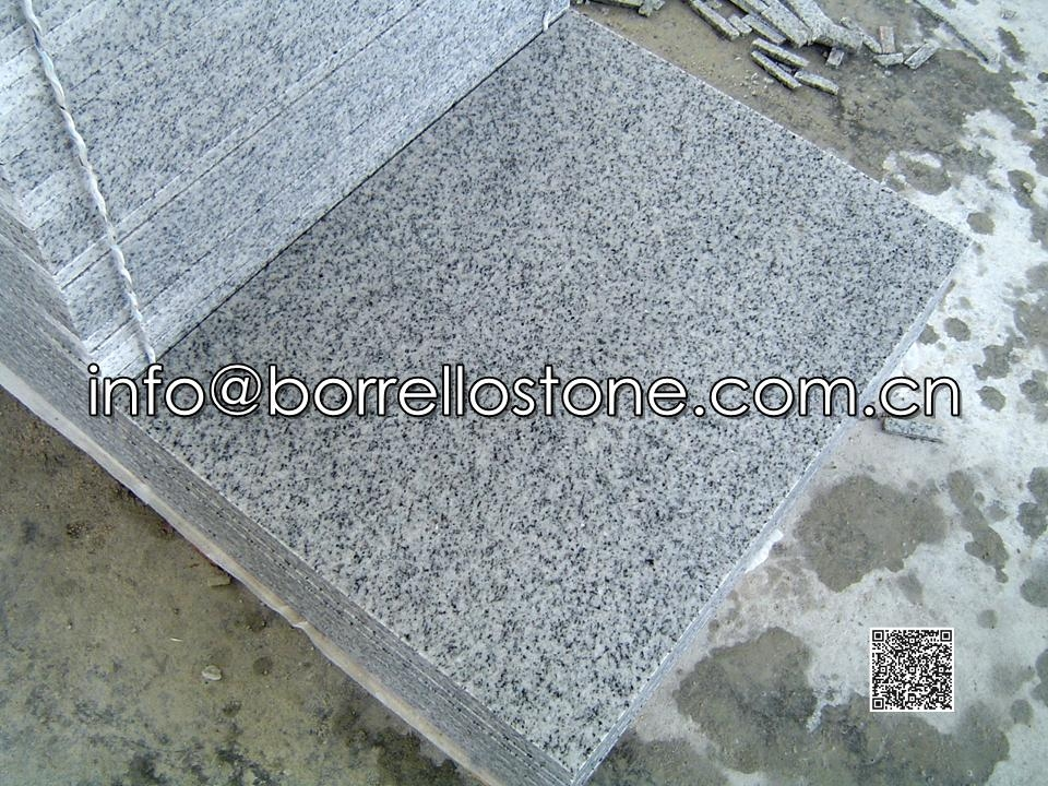 White Granite G365 Flooring Tiles
