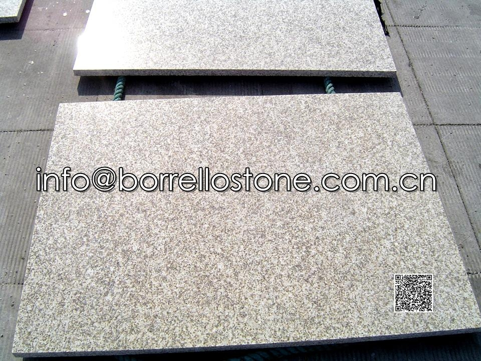 Beige granite G350 - Flooring Tiles