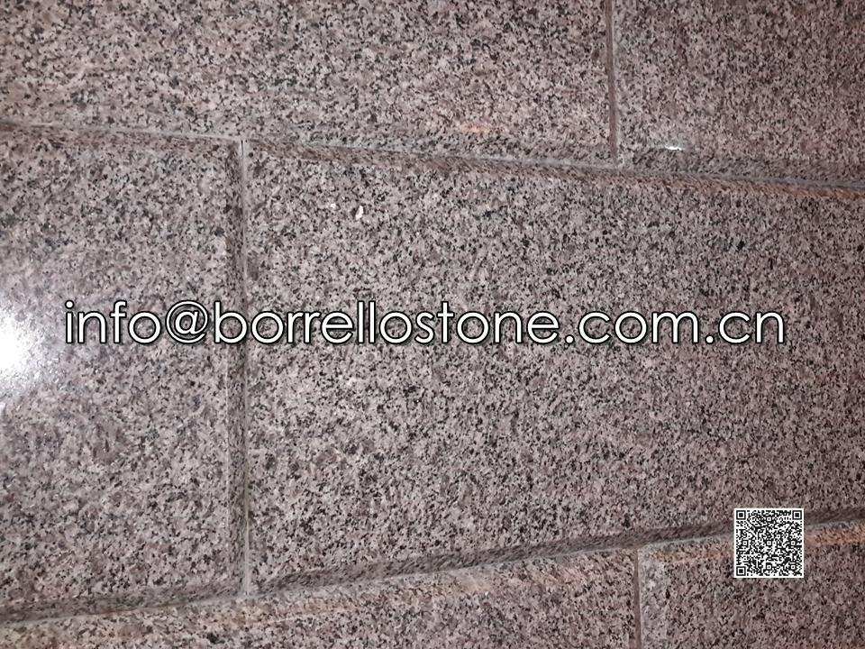 Wulian Grey G369 Granite Tiles