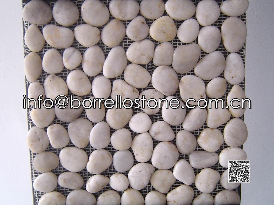 Pebble Sheet (White)