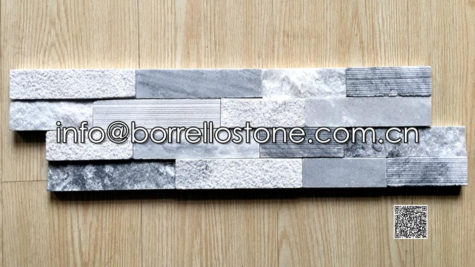 Stacked Stone (grey marble) - 02