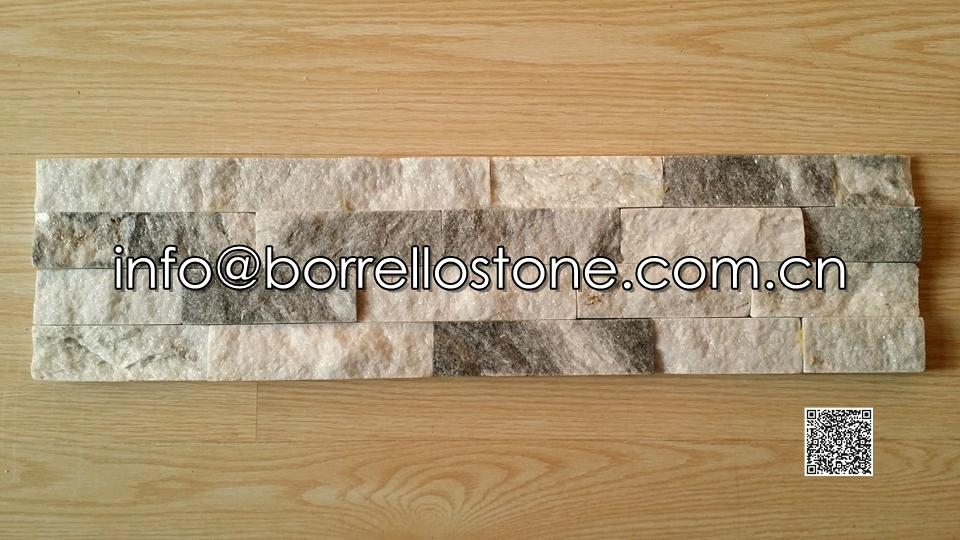 Stacked Stone (grey marble) - 03