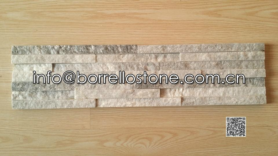 Stacked Stone (grey marble) - 04