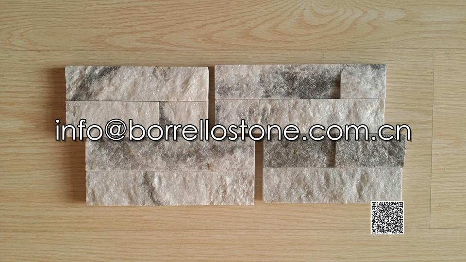 Stacked Stone (grey marble) - 05